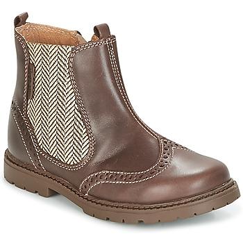 Παπούτσια Παιδί Μπότες Start Rite DIGBY Brown