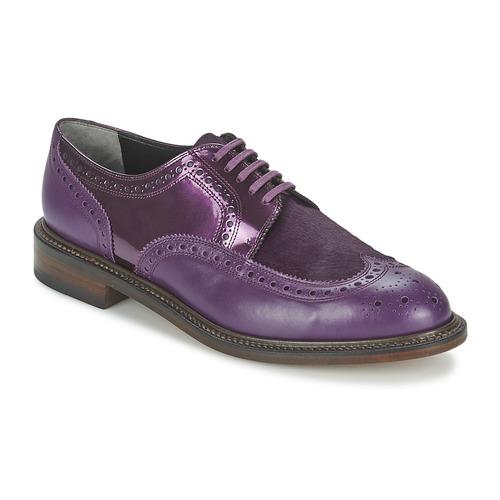 Παπούτσια Γυναίκα Derby Robert Clergerie ROEL Violet