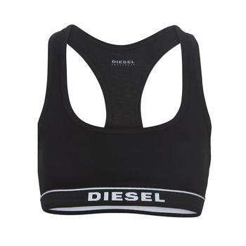 Εσώρουχα Γυναίκα Αθλητικά σουτιέν Diesel MILEY Black