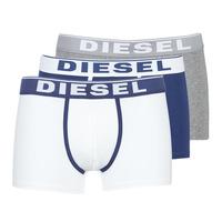 Εσώρουχα Άνδρας Boxer Diesel DAMIEN Άσπρο / Marine / Grey