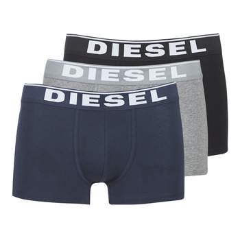 Εσώρουχα Άνδρας Boxer Diesel DAMIEN Grey / Marine / Black