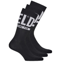 Αξεσουάρ Άνδρας Κάλτσες Diesel SKM-RAY-THREEPACK-0QATV-E4101 Black