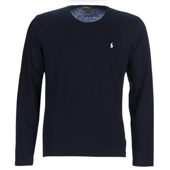Μπλουζάκια με μακριά μανίκια Ralph Lauren L/S CREW-CREW-SLEEP TOP Σύνθεση: Βαμβάκι