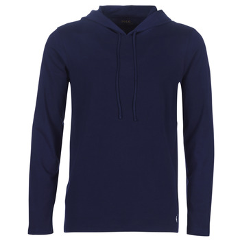 Υφασμάτινα Άνδρας Φούτερ Polo Ralph Lauren L/S HOODIE-HOODIE-SLEEP TOP Marine
