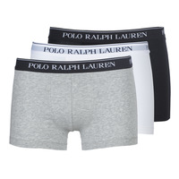 Εσώρουχα Άνδρας Boxer Polo Ralph Lauren CLASSIC-3 PACK-TRUNK Black / Άσπρο / Grey