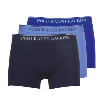 Εσώρουχα Άνδρας Boxer Polo Ralph Lauren CLASSIC-3 PACK-TRUNK Μπλέ