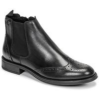 Παπούτσια Άνδρας Μπότες Carlington LEVOTO Black