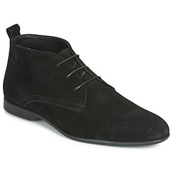 Παπούτσια Άνδρας Μπότες Carlington EONARD Black