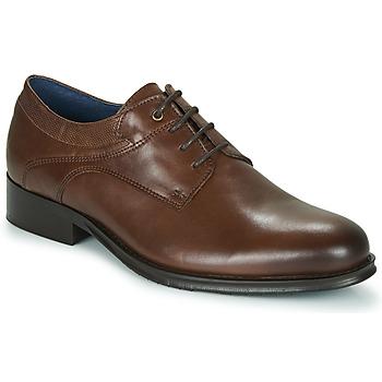 Παπούτσια Άνδρας Derby Carlington LUCIEN Brown