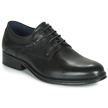Παπούτσια Άνδρας Derby Carlington LUCIEN Black
