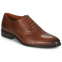 Παπούτσια Άνδρας Richelieu Carlington LUDIVIEN Cognac