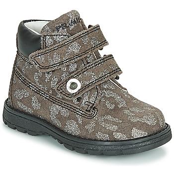 Παπούτσια Κορίτσι Μπότες Primigi ASPY 1 Grey / Argenté