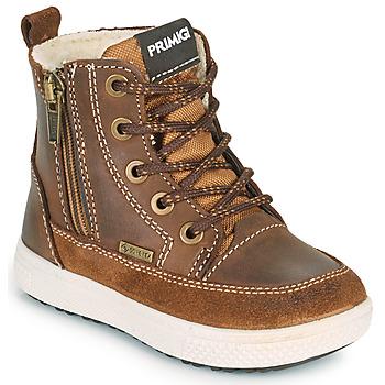 Παπούτσια Αγόρι Μπότες Primigi BARTH GORE-TEX Brown
