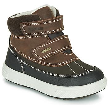 Παπούτσια Αγόρι Μπότες Primigi PEPYS GORE-TEX Brown