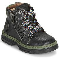Παπούτσια Αγόρι Μπότες Primigi PLAY TRACK Black