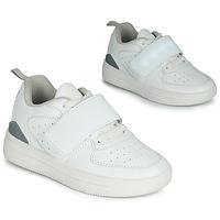 Παπούτσια Παιδί Χαμηλά Sneakers Primigi INFINITY LIGHTS Άσπρο