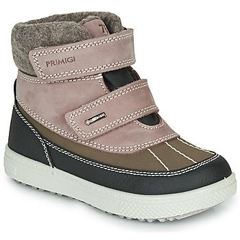 Παπούτσια Κορίτσι Μπότες Primigi PEPYS GORE-TEX Vieux / Ροζ / Brown