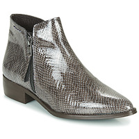 Παπούτσια Γυναίκα Μπότες Ippon Vintage STING HILL Grey / Vernis