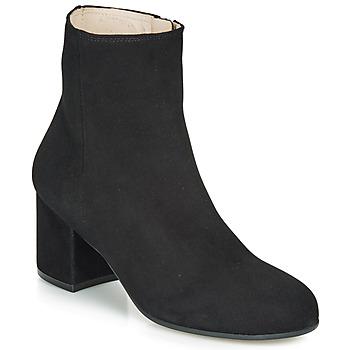 Παπούτσια Γυναίκα Μποτίνια Ippon Vintage NEXT DAY Black