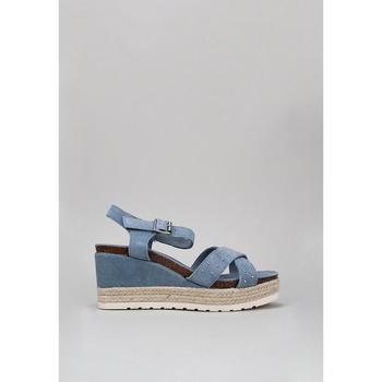 Παπούτσια Γυναίκα Σανδάλια / Πέδιλα Carmela  Μπλέ