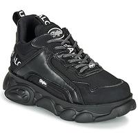 Παπούτσια Γυναίκα Χαμηλά Sneakers Buffalo CHAI Black / Άσπρο