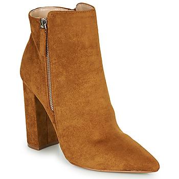 Παπούτσια Γυναίκα Μποτίνια Buffalo FERMIN Cognac