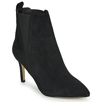 Παπούτσια Γυναίκα Μποτίνια Buffalo FAYA Black