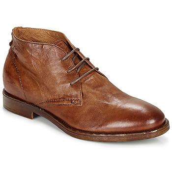 Παπούτσια Άνδρας Μπότες Kost DANDY 17 Cognac