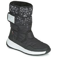 Παπούτσια Γυναίκα Μπότες βροχής Kangaroos K-FLUFF RTX Black / Grey
