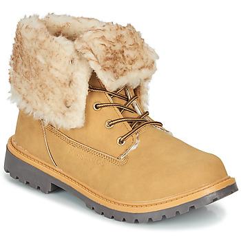 Παπούτσια Γυναίκα Μπότες Kangaroos RIVETER JR HI Cognac
