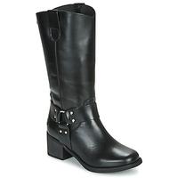 Παπούτσια Γυναίκα Μπότες για την πόλη Musse & Cloud AUSTIN Black