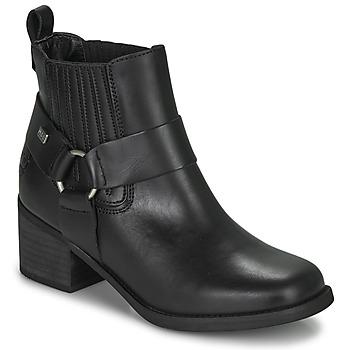 Παπούτσια Γυναίκα Μποτίνια Musse & Cloud ARLING Black