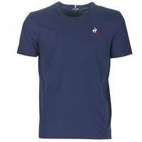 Υφασμάτινα Άνδρας T-shirt με κοντά μανίκια Le Coq Sportif ESS TEE SS N°2 M Μπλέ / Marine