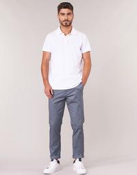 Υφασμάτινα Άνδρας Παντελόνια Chino/Carrot Selected SLHSLIM Grey