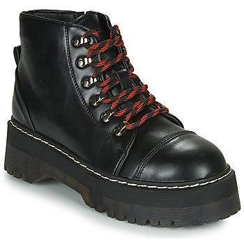 Παπούτσια Γυναίκα Μπότες Coolway ABLIS Black / Red