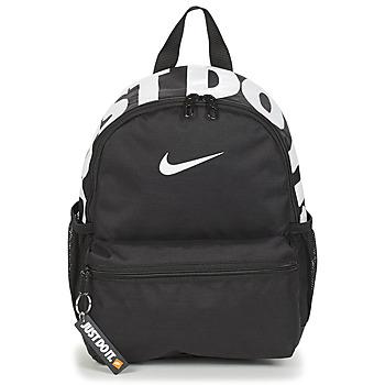 Τσάντες Παιδί Σακίδια πλάτης Nike Y NK BRSLA JDI MINI BKPK Black
