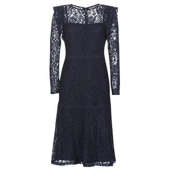 Υφασμάτινα Γυναίκα Κοντά Φορέματα Lauren Ralph Lauren BLAIR Marine