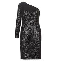 Υφασμάτινα Γυναίκα Κοντά Φορέματα Lauren Ralph Lauren MARRI Black