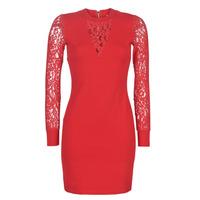 Υφασμάτινα Γυναίκα Κοντά Φορέματα Moony Mood LICE Red