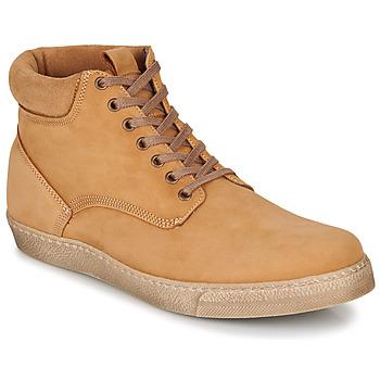 Παπούτσια Άνδρας Μπότες Casual Attitude LEO Beige