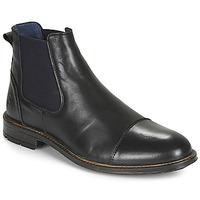 Παπούτσια Άνδρας Μπότες Casual Attitude JANDY Black