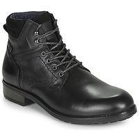 Παπούτσια Άνδρας Μπότες Casual Attitude LULLY Black