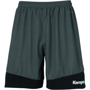 Υφασμάτινα Άνδρας Σόρτς / Βερμούδες Kempa Shorts  Emotion 2.0 noir/gris