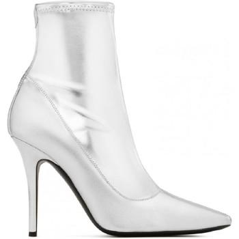 Παπούτσια Γυναίκα Μπότες για την πόλη Giuseppe Zanotti I870030 001 argento