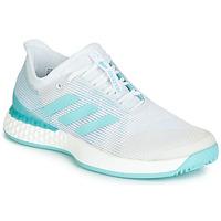 Παπούτσια Γυναίκα Τρέξιμο adidas Performance ADIZERO UBERSONIC 3M X PARLEY Άσπρο / Μπλέ