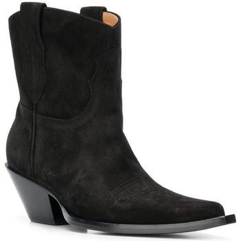 Παπούτσια Γυναίκα Μπότες για την πόλη Maison Margiela S58WU0221 PR047 nero