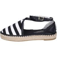Παπούτσια Γυναίκα Εσπαντρίγια O-joo BR119 Μαύρος