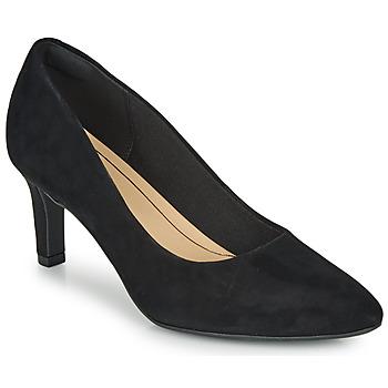 Παπούτσια Γυναίκα Γόβες Clarks CALLA ROSE Black