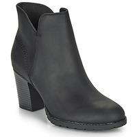 Παπούτσια Γυναίκα Μποτίνια Clarks VERONA TRISH Black