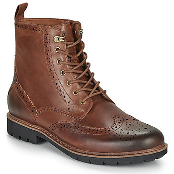 Παπούτσια Άνδρας Μπότες Clarks BATCOMBE LORD Camel